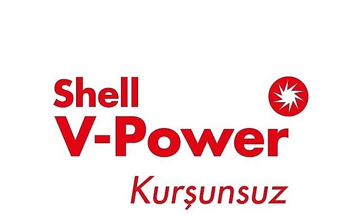 Shell v-power benzin logosu